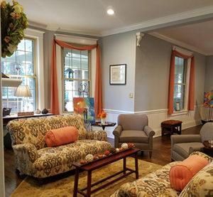 Sweet Tea living room