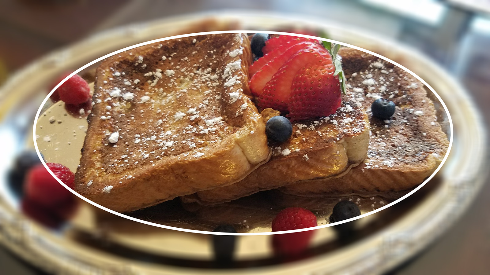 Home-made French Toast